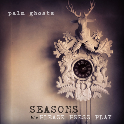 Seasons Single Cover palm ghosts