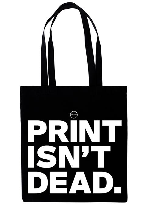Print Isn't Dead