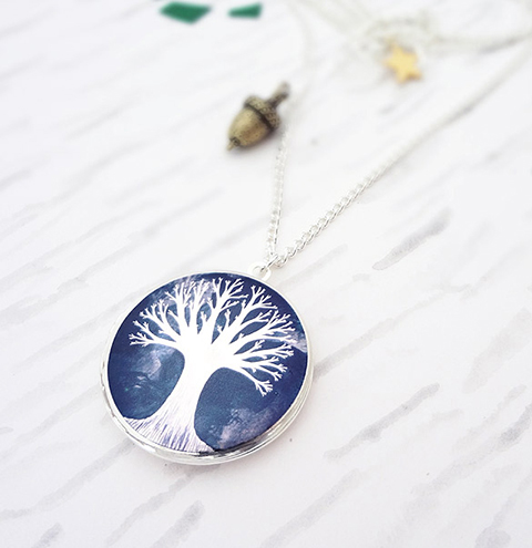 Bonbi Forest - From Small Seeds Locket