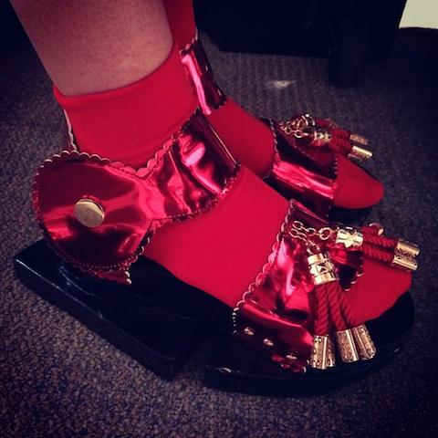 Minnan Hui shoes