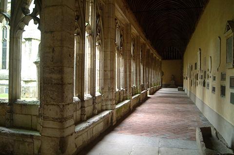 Winchester school Richard Shorter
