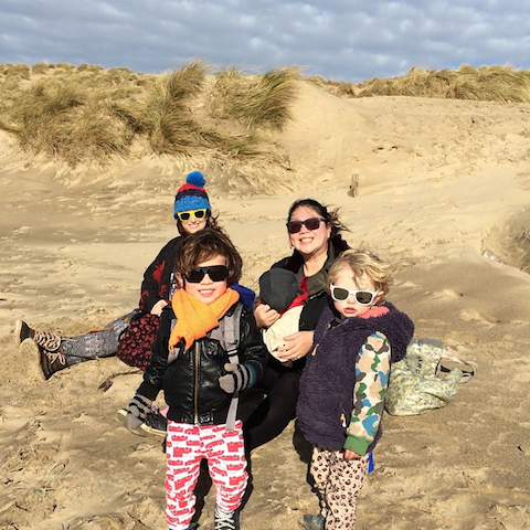 Camber Sands photo by Lily Lam