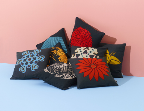 Cushion Collection, Nazanin Kamali