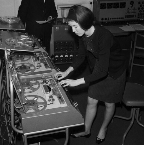 Delia Derbyshire Radiophonic Workshop