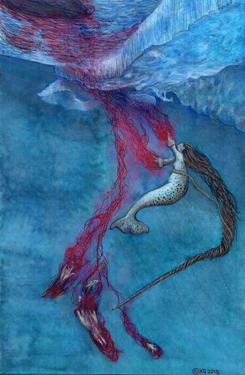 Kirsty Greenwood's Sedna-small