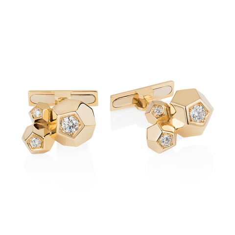 Ornella Iannuzzi Cufflinks Rock It!