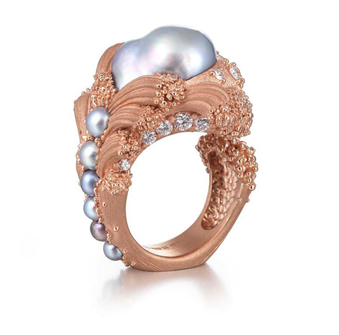 Ornella-Iannuzzi The Uprising ring