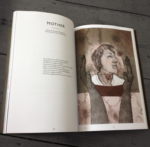 Popshot Magazine Editorial by Sara Netherway
