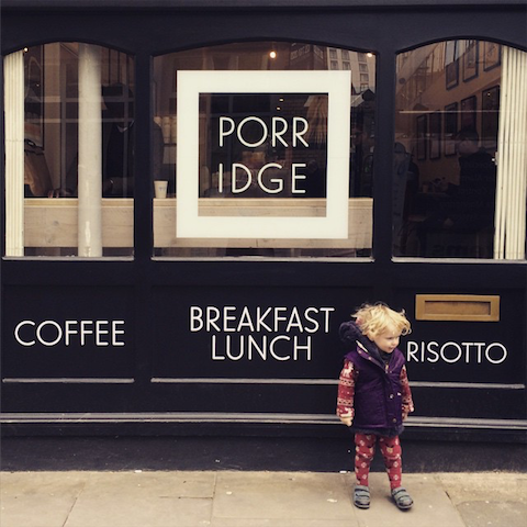Porridge Cafe Review