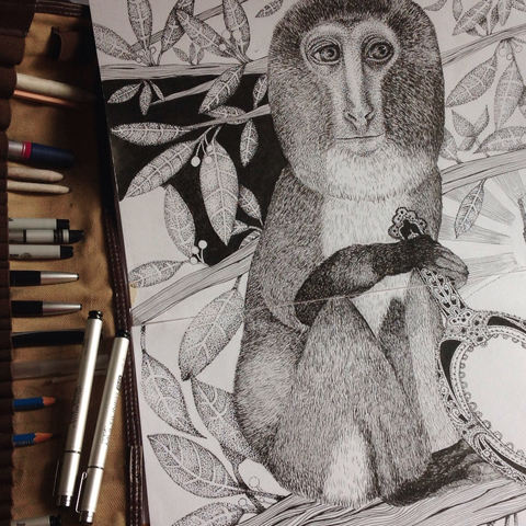 WIP2 by Sara Netherway