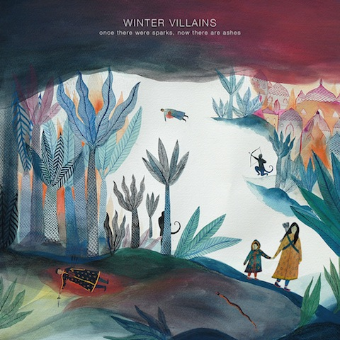 Wintervillainsalbumcover