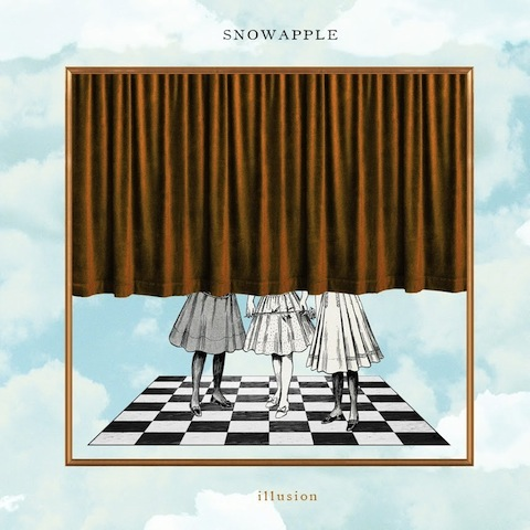 snowapple illusion album cover