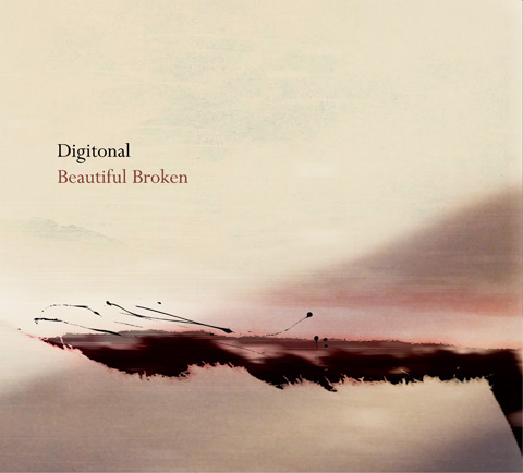 DIGITONAL BEAUTIFUL BROKEN cover art