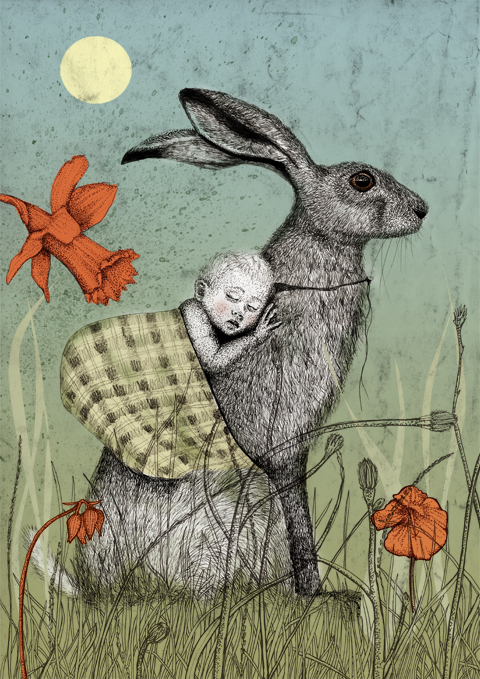 Eostre by Sara Netherway