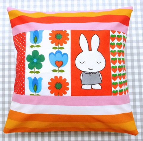 Jane Foster Miffy cushion