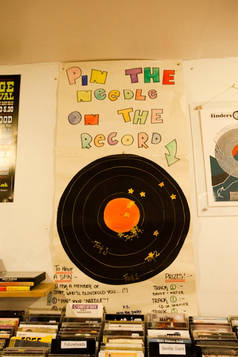 Record Store Day poster