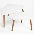 Cloud coffee table set by Pygmy Cloud thb