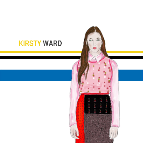 Kirsty Ward by Sangita Kumari