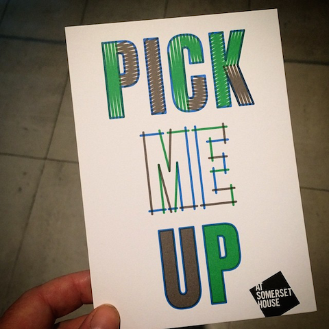 Pick Me Up 2015 review