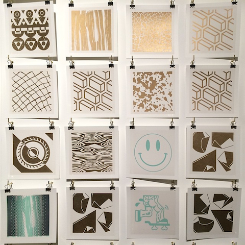 Pick Me Up 2015 sope studio tiles
