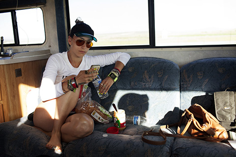 ©Tara Darby__ Run it Out_Robin Arzon_ downtime in the RV