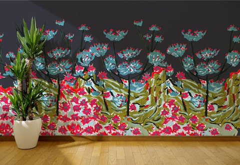 Charlotte Beevor - Wallpaper - New Designers 2015 - One Year On