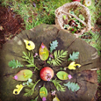 Mighty Oaks Foxes nature mandalas thb