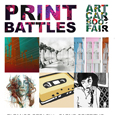 Print Battles art car boot fair thb