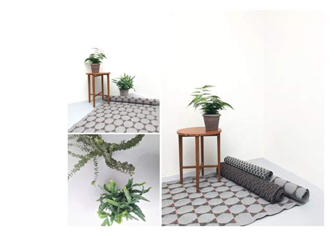 Robyn Hinchcliffe - Rugs - New Designers 2015 - One Year On (3)