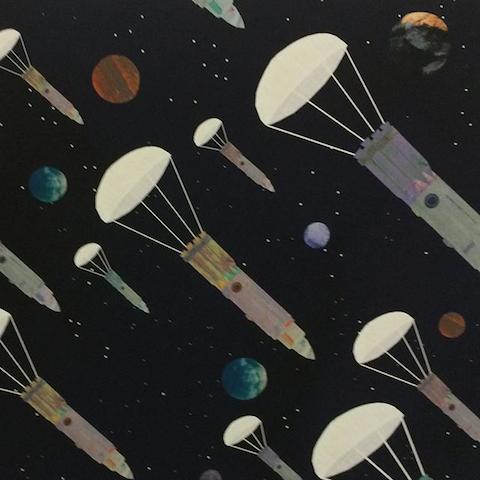 Jessica Johnson UWE parachutes