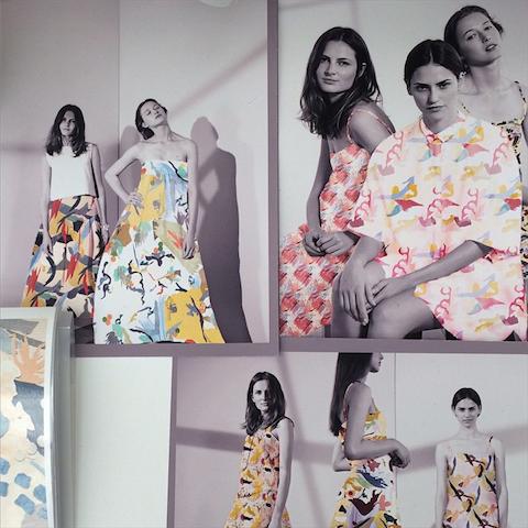New Designers Natasha SamaSuwo collage