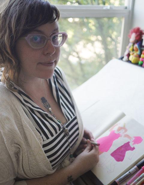 Portrait-erika-rier