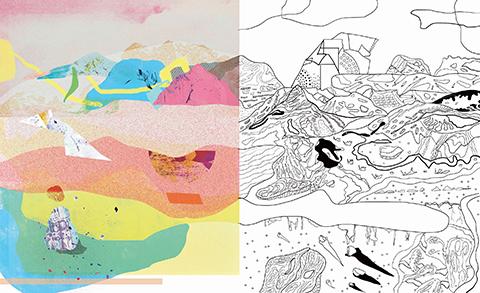 ewelina skowronska_colouring book