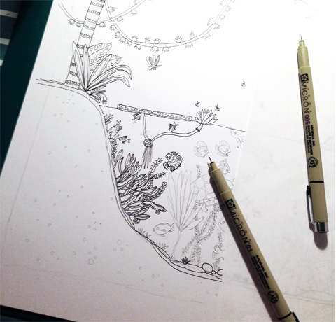 Jungle Paradise_Lorna Scobie