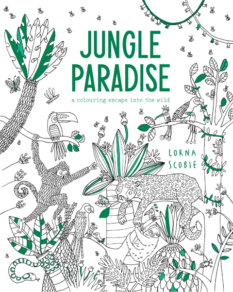 Jungle Paradise_Lorna Scobie
