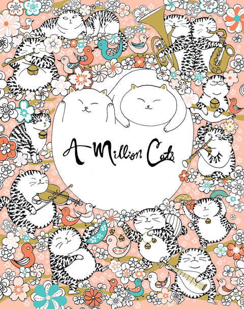 A Million Cats Lulu Mayo