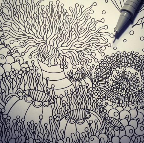 Dagdrömmar by Hanna Karlzon 1