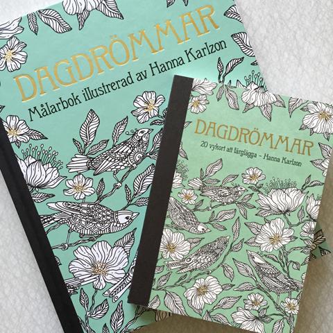 Dagdrömmar by Hanna Karlzon cover