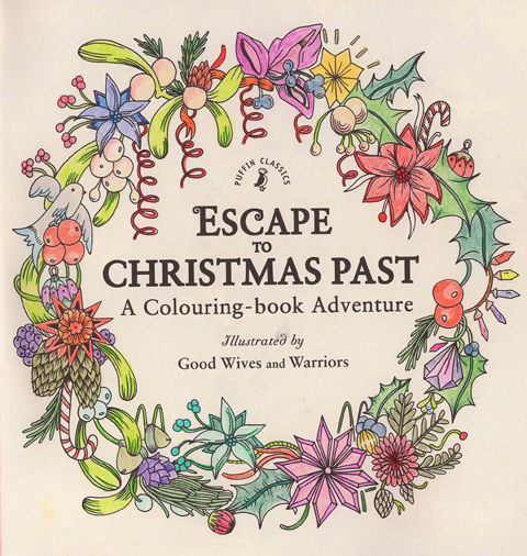 Escape to Christmas Past by Lynn Stevens