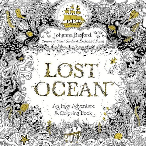 Lost Ocean cover