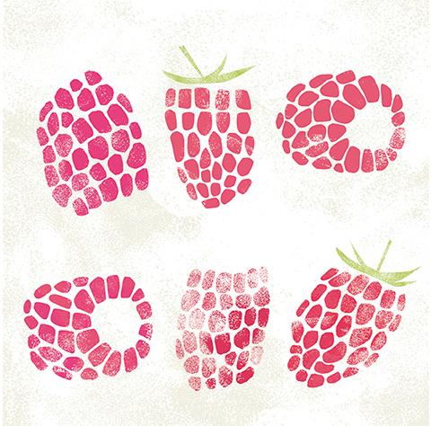 NANNA Prieler - raspberry