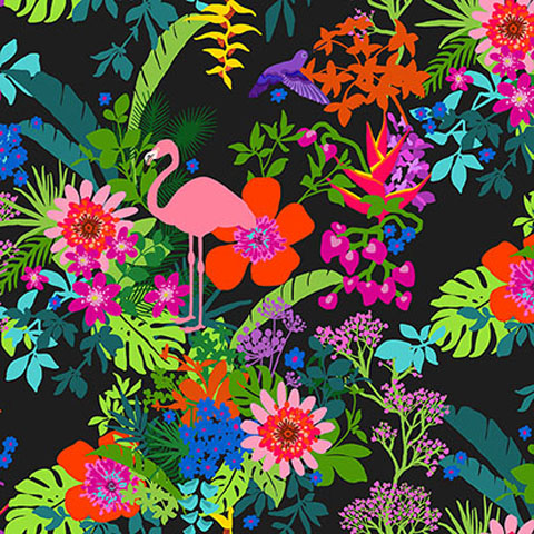 Suzie Scott flamingo