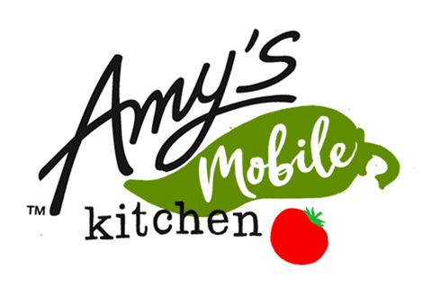 Amy kitchen logo