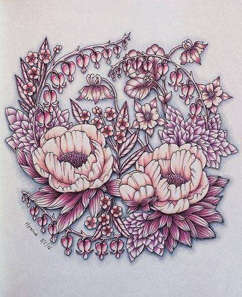 Blomstermandala Morena_vajak
