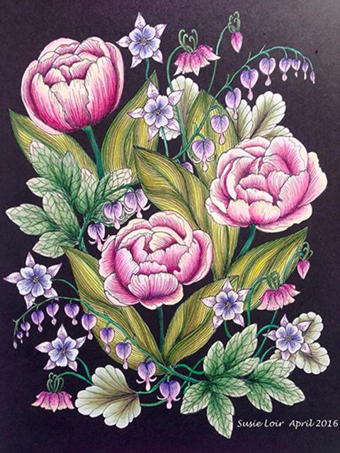 Blomstermandala susie_pala_Loir3