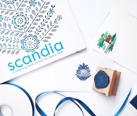 Scandia by Zeena Shah review