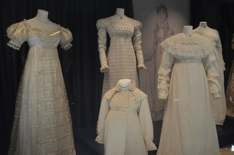 A History of Fashion in 100 Objects at Bath Fashion Museum 4