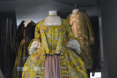 A History of Fashion in 100 Objects at Bath Fashion Museum 5