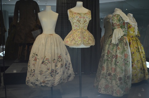 A History of Fashion in 100 Objects at Bath Fashion Museum 6