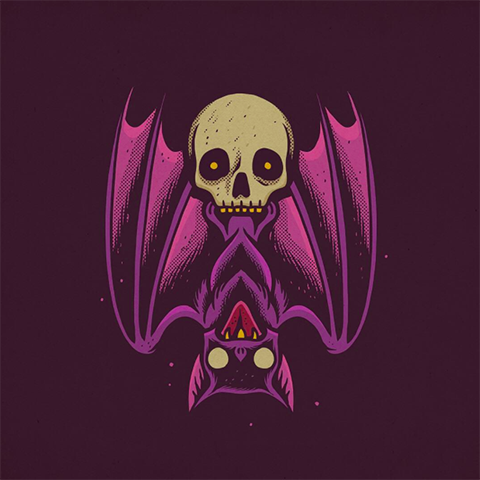 bats-by-dave-quiggle-drawlloween